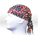 Picture of 23-8011 Alliance Doo Rags,Patriotic Assortment,One Size Fits All