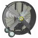 "Picture of 78933 Airmaster Barrel Fan,1 HP,1 Phase-2 Speed,42"",Belt Drive Mancooler"