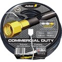 "Picture of 4008300A Ames Hose,5/8""x50',Black,Rubber,Heavy Duty"
