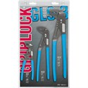 Picture of GLS-3 Channellock 3-PC Griplock Plier Set, Includes GL6,GL10,GL12
