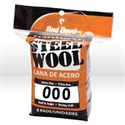 Picture of 0321 Red Devil Steel Wool,Extra Fine #000 Steel Wool,8 Pack