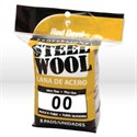 Picture of 0322 Red Devil Steel Wool,Very Fine #00 Steel Wool,8 Pack