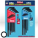 Picture of 10222 Eklind Hex-L L Shaped Hex Key Set,Hex-L Key Set Combo Pack,10213 & 10609