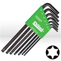 Picture of 10907 Eklind Torx L Shaped Hex Key Set,Torx L-Key Set,Torx T10-T40/Long,7 pc.