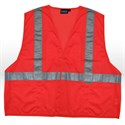 Picture of 14523 ERB Safety Vest,Reflective,ANSI Class 2,4X,L,Orange