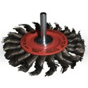 Picture of 39058 Jaz USA Twist Knot Wire Wheel Brush,3""