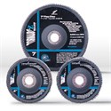 Picture of 36724 Bullard Flap Disc,Tornado-Z Std. Profile TYPE 29,7x7/8,8500 RPM,GRT 40