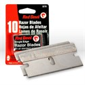 Picture of 3270 Red Devil Utilility Knife Blades,Single Edge Razor,Carded,10 Blades