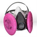 Picture of 51131-07001 3M Half Face Pc Respirator Assembly,6191,S