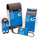 "Picture of 076607-48660 Norton Benchstand Sanding Belt,Alum Oxide,120 Grit Fine,4""x36"""