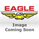 Picture of 1537 Eagle Cans,Polyethylene-Red,3 Gal