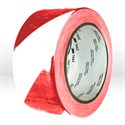 "Picture of 21200-43186 3M Hazard Tape,Hazard warning tape,767,Red/white,2""x36y,Gauge 5.0 mil"