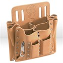 Picture of 5165 Klein Tools Tool Pouch,10-pockets with knife snap,Leather