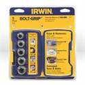 Picture of 394001 Irwin Screw and Bolt Extractor Set,5 pc,BOLT-GRIP SET