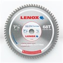 "Picture of 21883 Lenox Circular Saw Blade,7-1/4"" 68T CIRCULAR BLADE-STEEL"