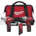 Picture of 2490-23 Milwaukee Power Tool Kit,12V