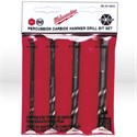 Picture of 48-20-6850 Milwaukee Drill Bit Sets,FOUR Pc HEX SHANK BIT KIT