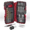Picture of 48-32-0321 Milwaukee Screwdriver Set,21 pc DRILL/DRIVE SET