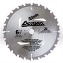Picture of 48-40-4108 Milwaukee CIRCULAR SAW BL ADE6-1/2 24 CBD T