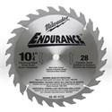 Picture of 48-40-4170 Milwaukee Circular Saw Blade,10-1/4 CIR SAW BLADE