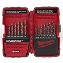 Picture of 48-89-1121 Milwaukee Drill Bit Sets,21 pc BLACK & BRONZE KIT