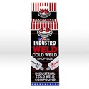 Picture of 8280 J-B Weld INDUSTRO WELD,Shop-size cold weld Two 5 oz tubes,Hardener/Steel
