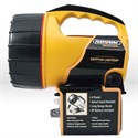 Picture of I6V-B2 Ray-o-Vac Flashlight,6 volt,Industrial Lantern,Yellow,Battery Included