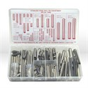 Picture of 12990 Precision Roll Pins,300 PC,Stainless Steel,Assortment