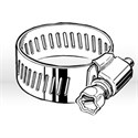 "Picture of 47941 Precision Collared Screw Hose Clamp,Part# CS6H,3/8""-7/8"""