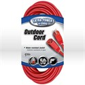 Picture of 02408 Coleman Extension Cord,14/3 SJTW,L 50',Amps 15,Voltage 125 VAC