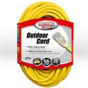 Picture of *02588   Coleman Cable - Lighted End Extension Cord