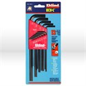 "Picture of 10213 Eklind Hex-L L Shaped Hex Key Set,Long,13 pc .050""-3/8"""