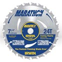 Picture of 24030 Irwin Marathon Circular Saw Blade,7-1/4""