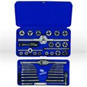 Picture of 26317 Irwin Hanson Tap & Drill Set Combo Kit,Metric,41 pc