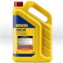 Picture of 65102 Irwin Strait-Line Marking Chalk,5 lb,Permanent marking chalk,Permanent exterior,Red