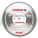 "Picture of 21891 Lenox Circular Saw Blade,Tooth Count/80,14"",1800 RPM"