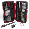 Picture of 48-32-1500 Milwaukee Quik-Lok Electric Tool Drill Bit Set,36 pc