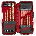 Picture of 48-89-1105 MilwaukeeTitanium coated bit drill,20 pc