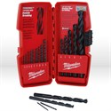 Picture of 48-89-2800 Milwaukee ThunderboltBlk drill bit set,14 pc