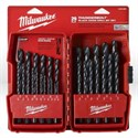 "Picture of 48-89-2802 Milwaukee ThunderboltBlk drill bit set,29 pc,1/16"" thru 1/2"" by 64ths"