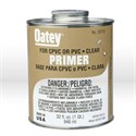 Picture of 30750 Oatey PVC Pipe Primer,4 oz,Clear PVC primer-NSF listed