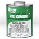 Picture of 31008 Oatey Pipe Cement,32 oz,Heavy-bodied clear