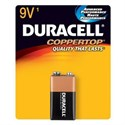 Picture of MN1604B1Z Duracell Coppertop Regular Battery,9V