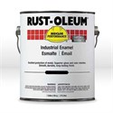 Picture of 634402 Rust-Oleum Enamel Paint,Industrial Alkyd Oil Based Enamel,1 gallon,High gloss black