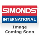 Picture of 73227500 Simonds Second Cut File,American,4""