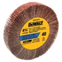 Picture of DAGH1G0410 DeWalt Coated Abrasives,4-1/2x1-3/26x5/8-11 40G FLAP WHEEL