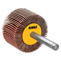 Picture of DAGH1G0810 DeWalt Coated Abrasives,4-1/2x1-3/26x5/8-11 80G FLAP WHEEL