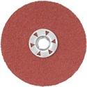 """Picture of DARC1K0115 DeWalt Coated Abrasives,7"""" 16G HP QUICK LOCK FIBER DISC 15PK"""