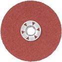 """Picture of DARC1K0615 DeWalt Coated Abrasives,7"""" 60G HP QUICK LOCK FIBER DISC 15PK"""