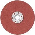 """Picture of DARC1K0815 DeWalt Coated Abrasives,7"""" 80G HP QUICK LOCK FIBER DISC 15PK"""